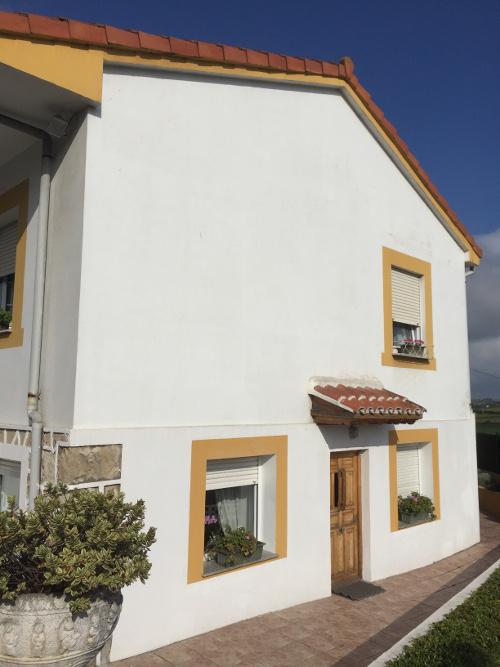 Fachadas Cantabria Casas