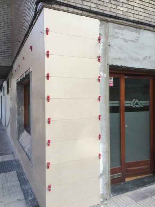 Fachadas Cantabria Reformas