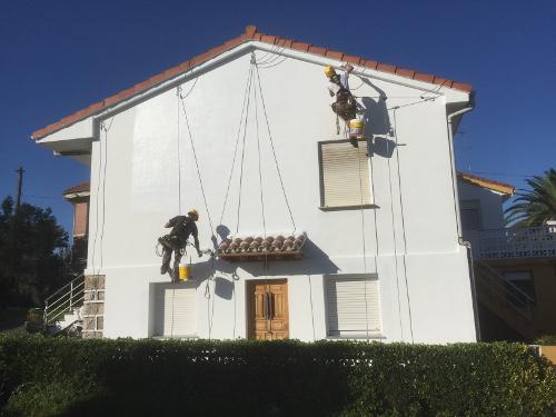 Fachadas Cantabria Rehabilitación