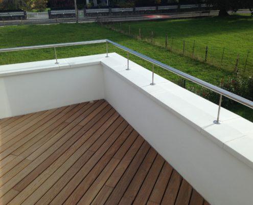 Fachadas Cantabria Rehabilitación de terrazas