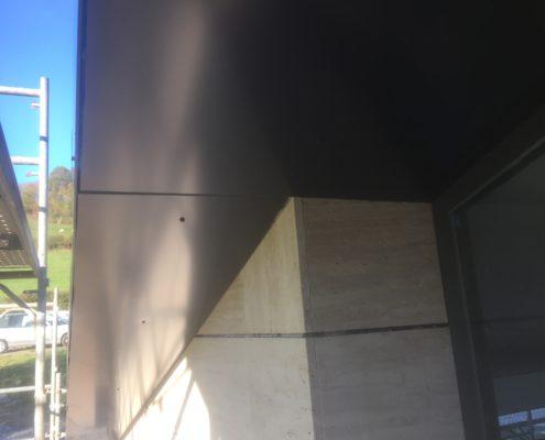 Fachadas Cantabria Rehabilitación de aleros