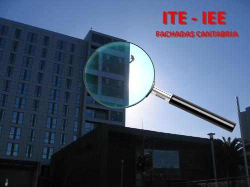 Fachadas Cantabria ITE-IEE