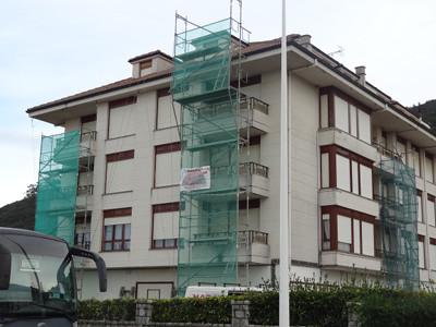 Fachadas Cantabria Proyectos