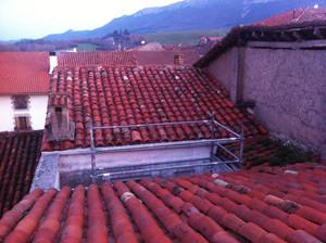 Fachadas Cantabria Rehabilitación de tejados