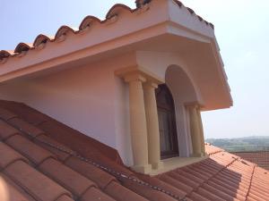 Fachadas Cantabria Revecork soportes verticales